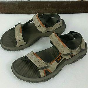 c279edd9fb9 Teva Katavi 2 Men s Shoes Walnut Size 8